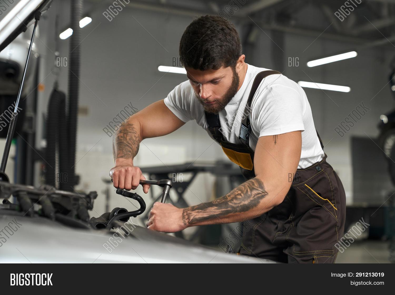 Car Repair And Maintenance >> Car Repair Maintenance Image Photo Free Trial Bigstock