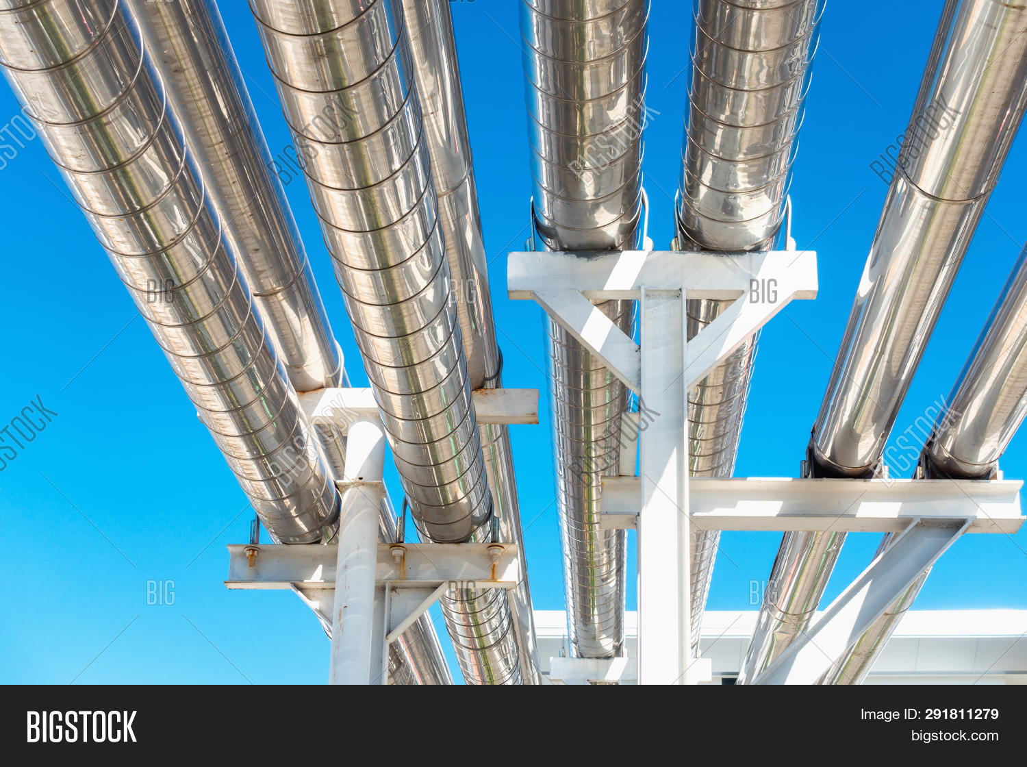 Cooling Chiller Steam Image & Photo (Free Trial) | Bigstock
