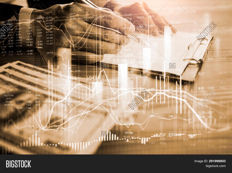 Stock Market Forex Image & Photo (Free Trial)   Bigstock