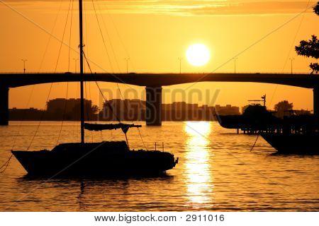 Under The Golden Sunset