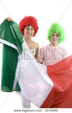 Italy Fan
