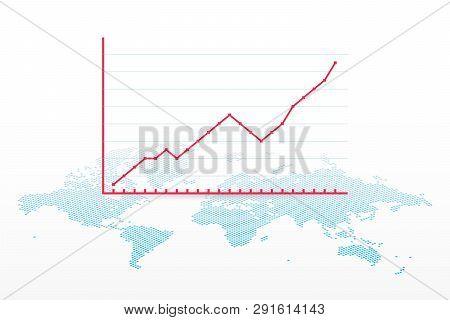 Stock Vector World Map Template Vector World Map