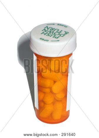 Pills Bottle