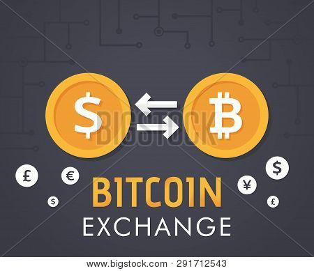 Dollar To Bit-coin Currency Exchange