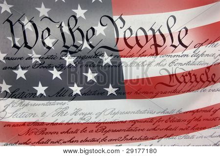 4-th July background for Clip-Art