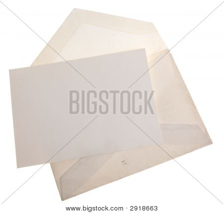 Envelope And Stationary
