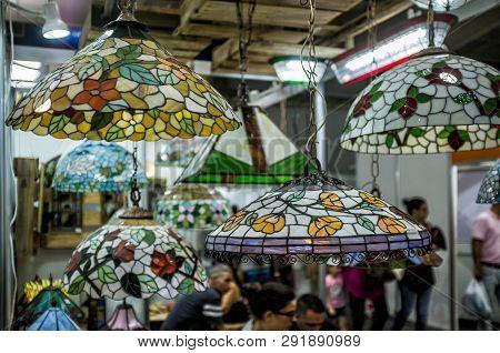 Fiart, World Craftwork Fair Of Havana, Cuba