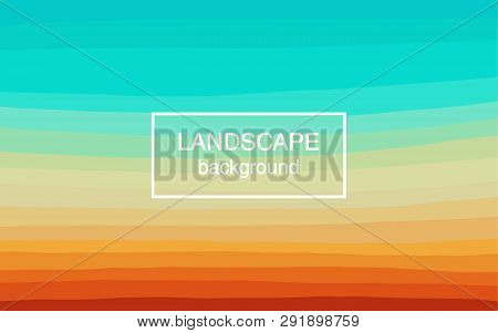 Ui Ux Design, Abstract Concept Multicolored Blend Background With A Color Vibrant Curve Line Gradien