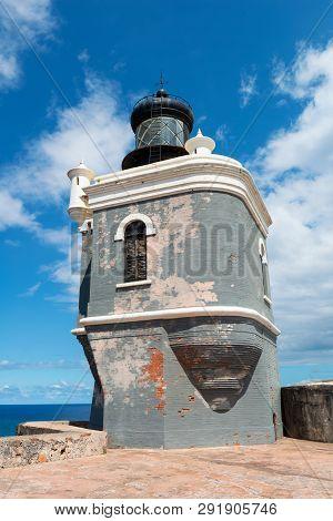 Sentry Tower, Castillo Del Morro