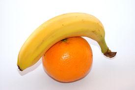 Banana And Orange