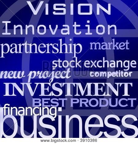Vision,  Business, Etc.
