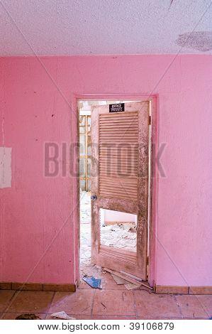 Ransacked Hotel