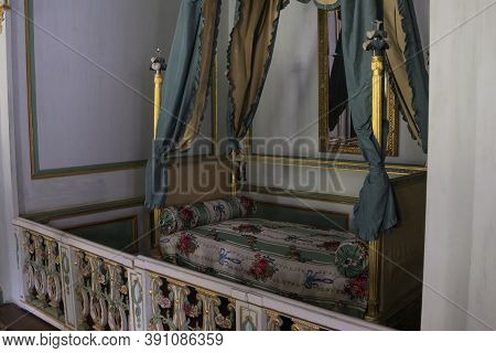A Place For Guests To Relax, In The Guest Room, In The House Of The Xviii Century