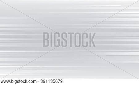 White Background With Speedy Motion Fast Lines Background