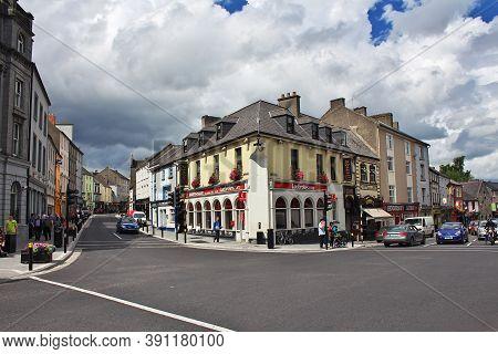 Kilkenny, Ireland - 02 Aug 2013: The Vintage House, Kilkenny, Ireland