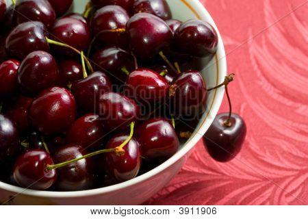 Ripe Sweet Cherry