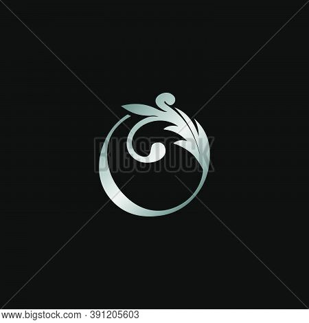 Classy Design Letter O Logo Icon, Vector Design Can Use Monogram Sign Symbol.
