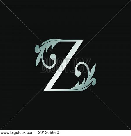Classy Design Letter Z Logo Icon, Vector Design Can Use Monogram Sign Symbol.