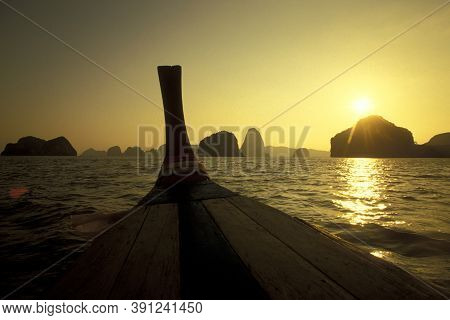 Thailand Phang Nga Landscape National Park