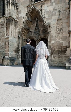 Man And Woman Marriage