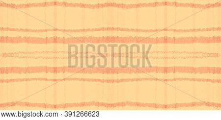 Yellow Tartan Pattern. Watercolour Check Blanket. Wool Stripes For Cloth Print. Seamless Red Tartan