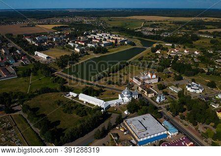 The Church Of Saint Teresa Of Avila Is A Catholic Church In Shchuchin And The Center Of Shchuchin, B