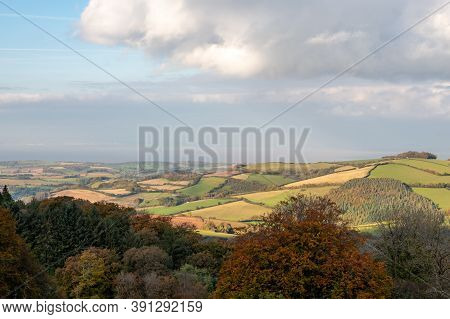 The Incline In Exmoor National Park