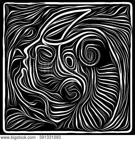 Forgotten Woodcut Design