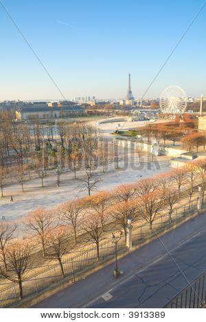 Paris On A Sunday Morning