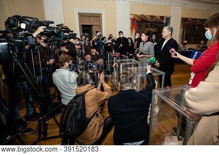 Elections In Ukraine