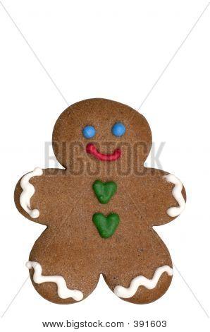 Cookie -  Gingerbread Man