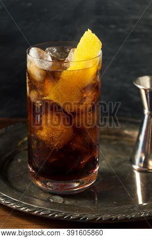 Boozy Amaro And Cola Fernando Cocktail