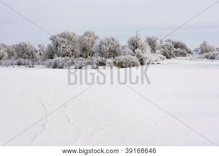 Snake River Winter