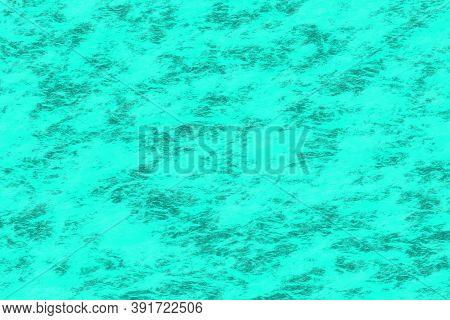 Nice Light Blue Satiny Cement Digitally Made Background Or Texture Illustration