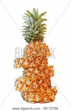 Pineapple slide