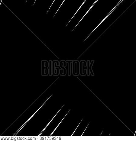 Diagonal Striped Image. Repeated Slanted Lines Background. Surface Pattern Design With Linear Orname