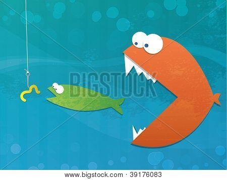 Fish Food Chain