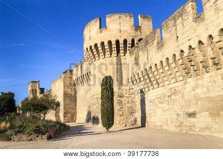Avignon Medieval City Wall