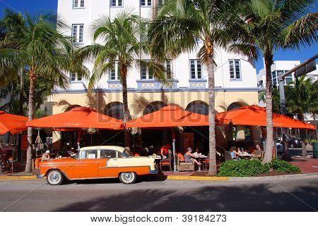 Art-Deco-Architektur in South beach