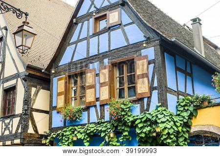 Riquewihr (alsace) - Old Houses