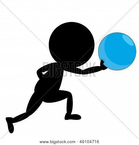 Bowling Stickman