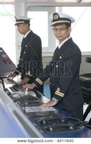 Navigation Officers