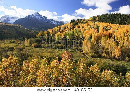 Mount Sneffels Range, Colorado