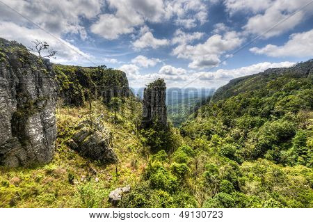 Pinnacle Rock, Mpumalanga, South Africa