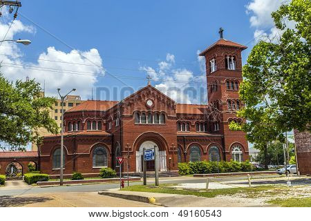Famous Cathedral Of The Immaculate Conception