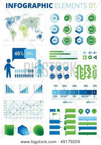 Infografic Elements