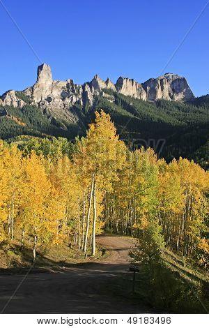 Courthouse Mountain, Colorado