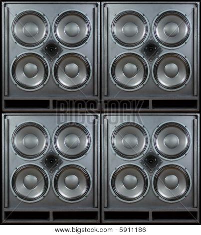 Loudspeaker-Stack