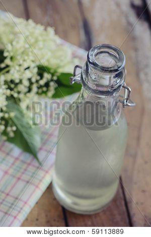 Home-made Elderberry Juice