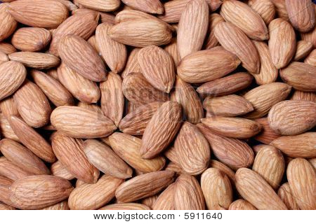 Almonds, Almond, Badam